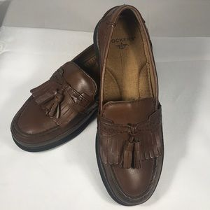 Dockers brown loafers with fringe size 81/2
